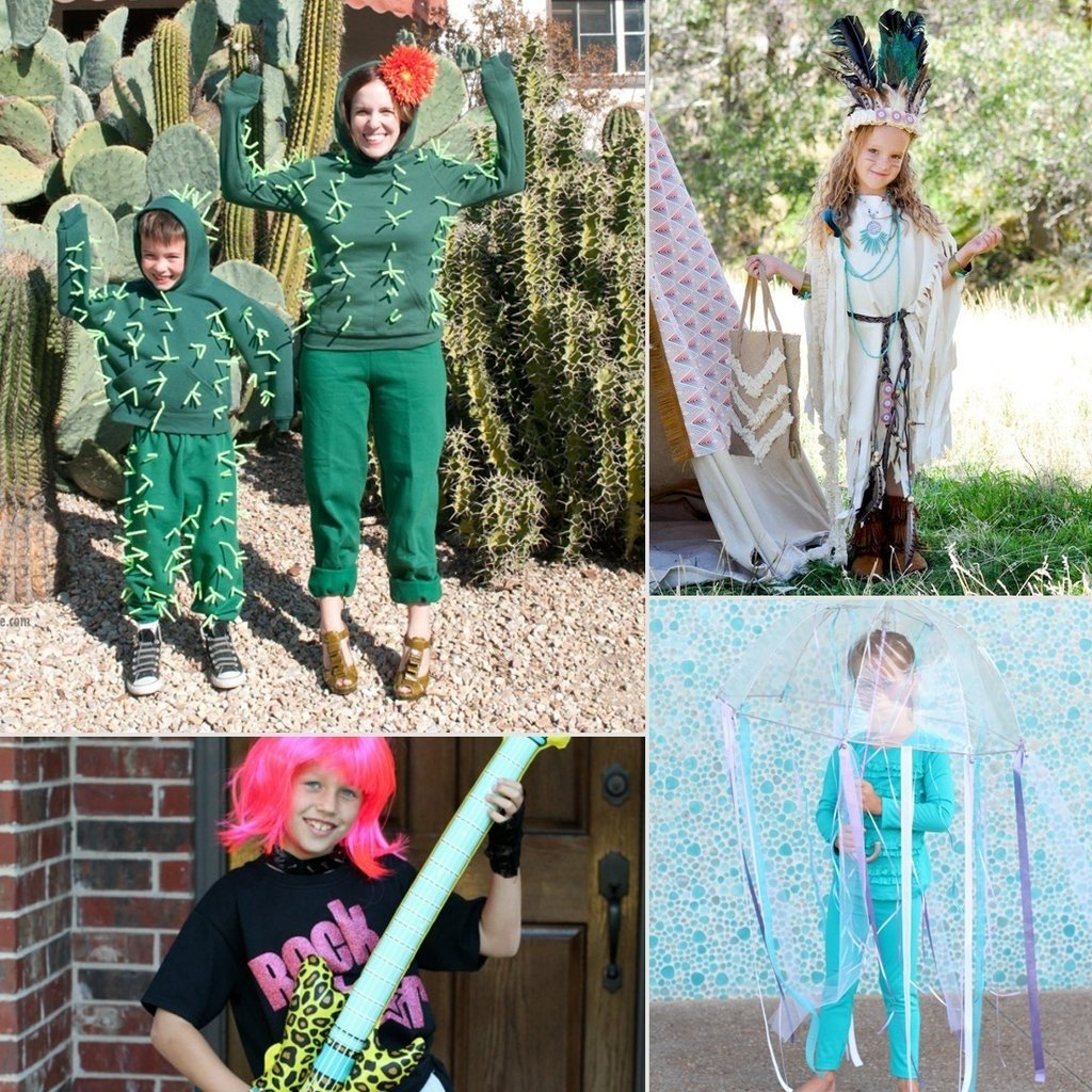 10 Fashionable Cheap Halloween Costume Ideas For Kids diy halloween costumes for kids popsugar moms 2020