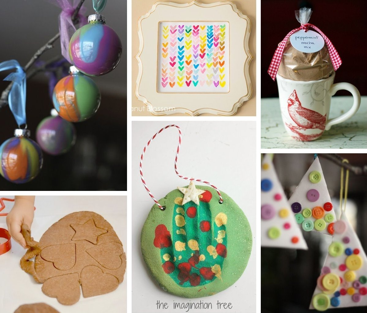 10 Ideal Christmas Ideas For Kids To Make diy holiday gifts kids can help make 2