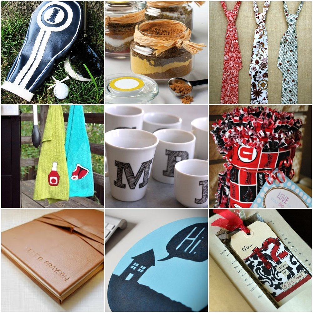 10 Attractive Diy Christmas Gift Ideas For Men diy homemade gifts for him diy unixcode 2020