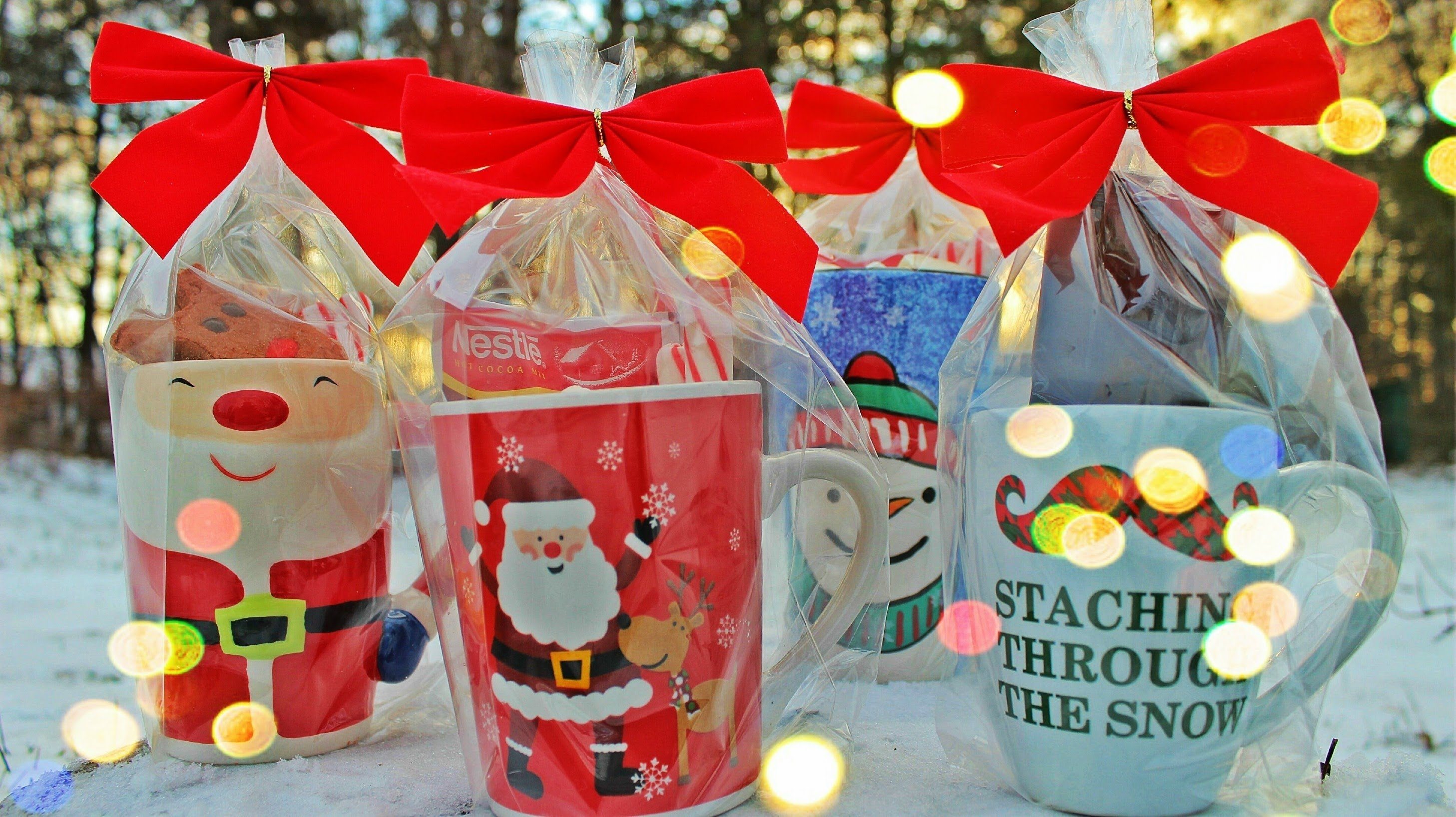 diy inexpensive christmas gift ideas - youtube