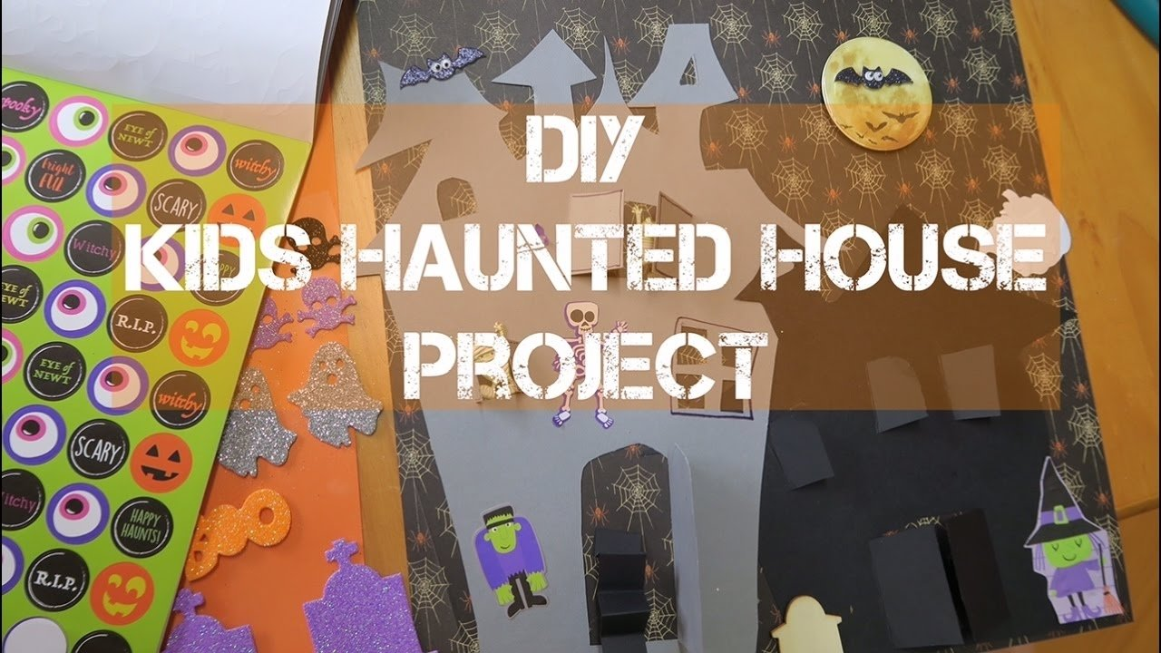 10 Attractive Haunted House Ideas For Kids diy kids interactive haunted house easy preschool idea im a 2021