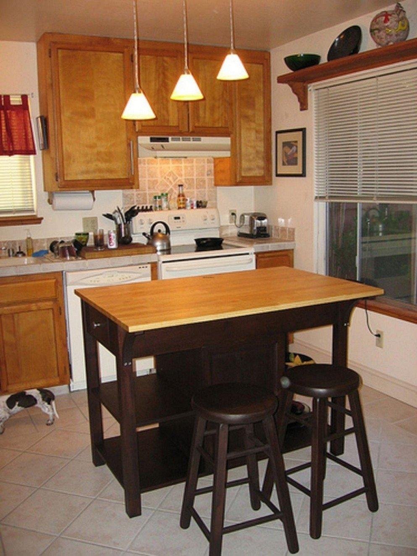 10 Wonderful Small Kitchen Island Ideas With Seating diy kitchen island ideas with seating 2020