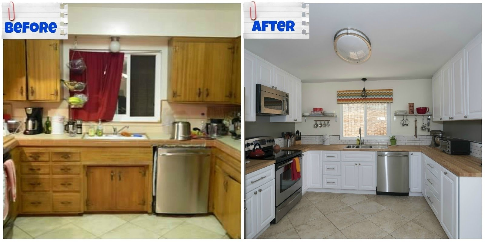 diy kitchen remodel on a budget: remodeling your kitchen in a cheap way