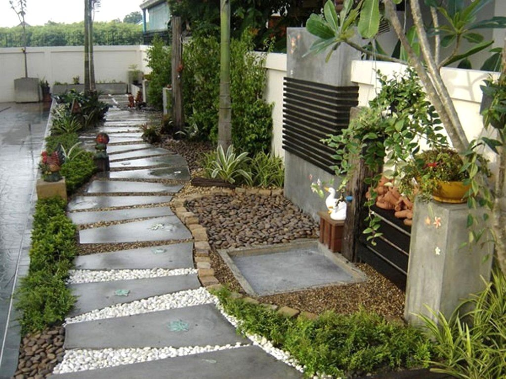 diy landscaping ideas on a budget | the garden inspirations
