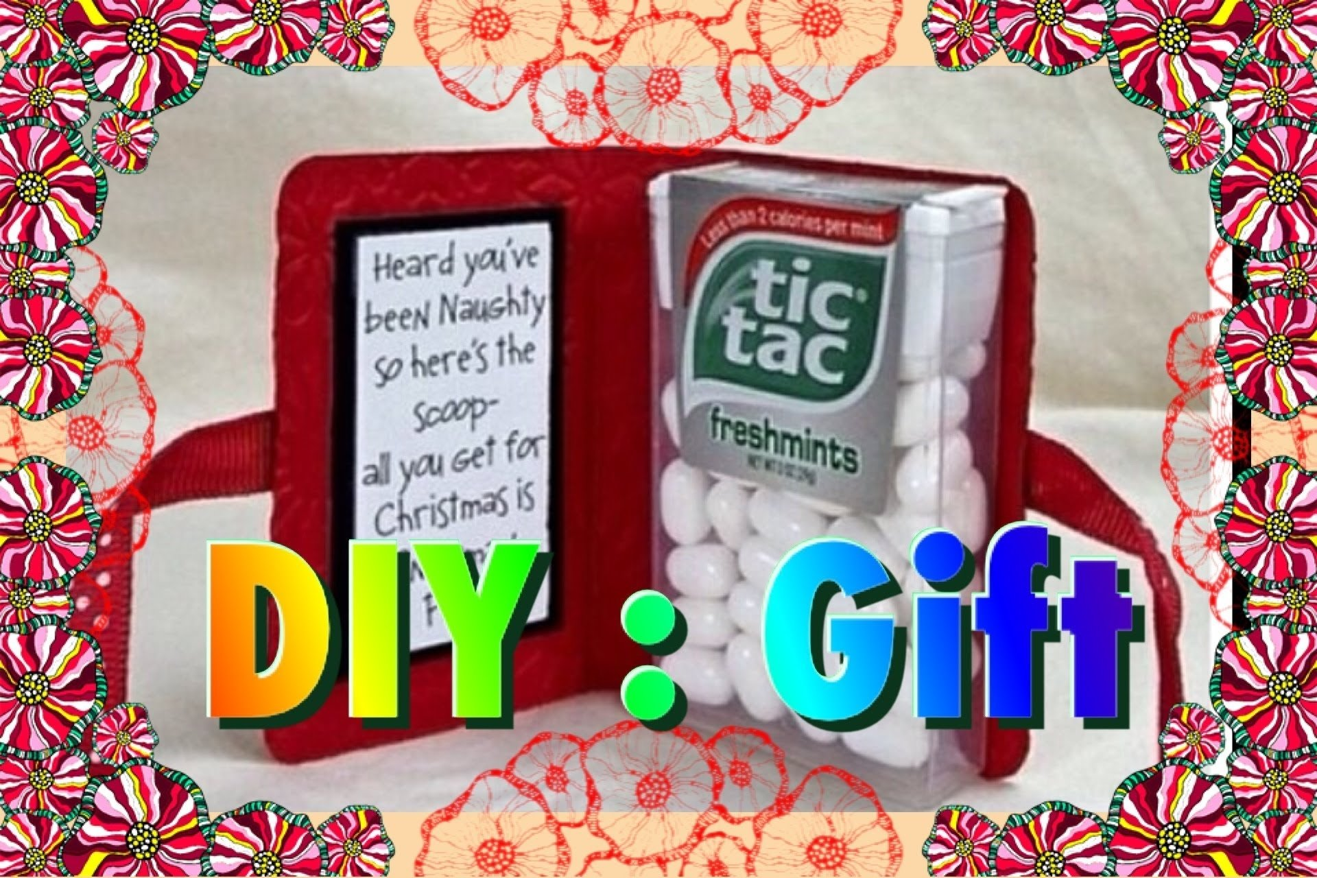 10 Cute Last Minute Homemade Christmas Gift Ideas diy last minute funny and cute christmas gift snowman poop youtube 4 2020