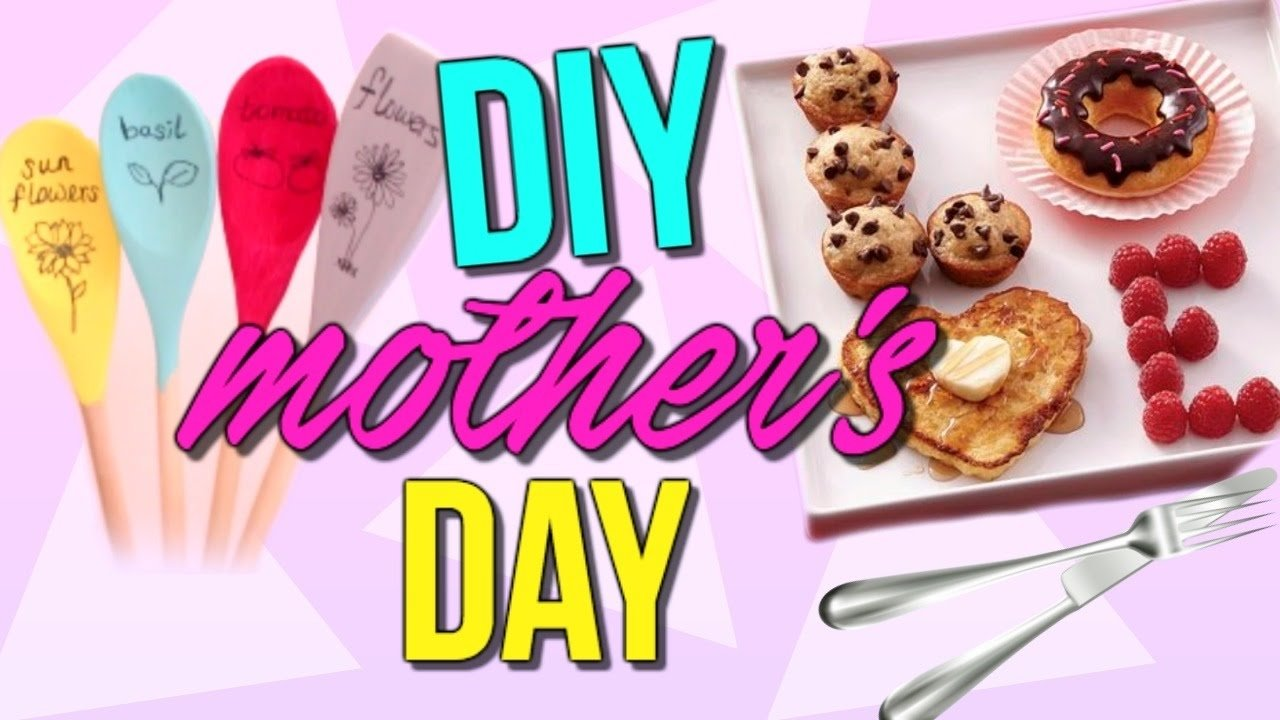 10 Ideal Last Minute Mother Day Gift Ideas diy last minute mothers day gift ideas youtube 1