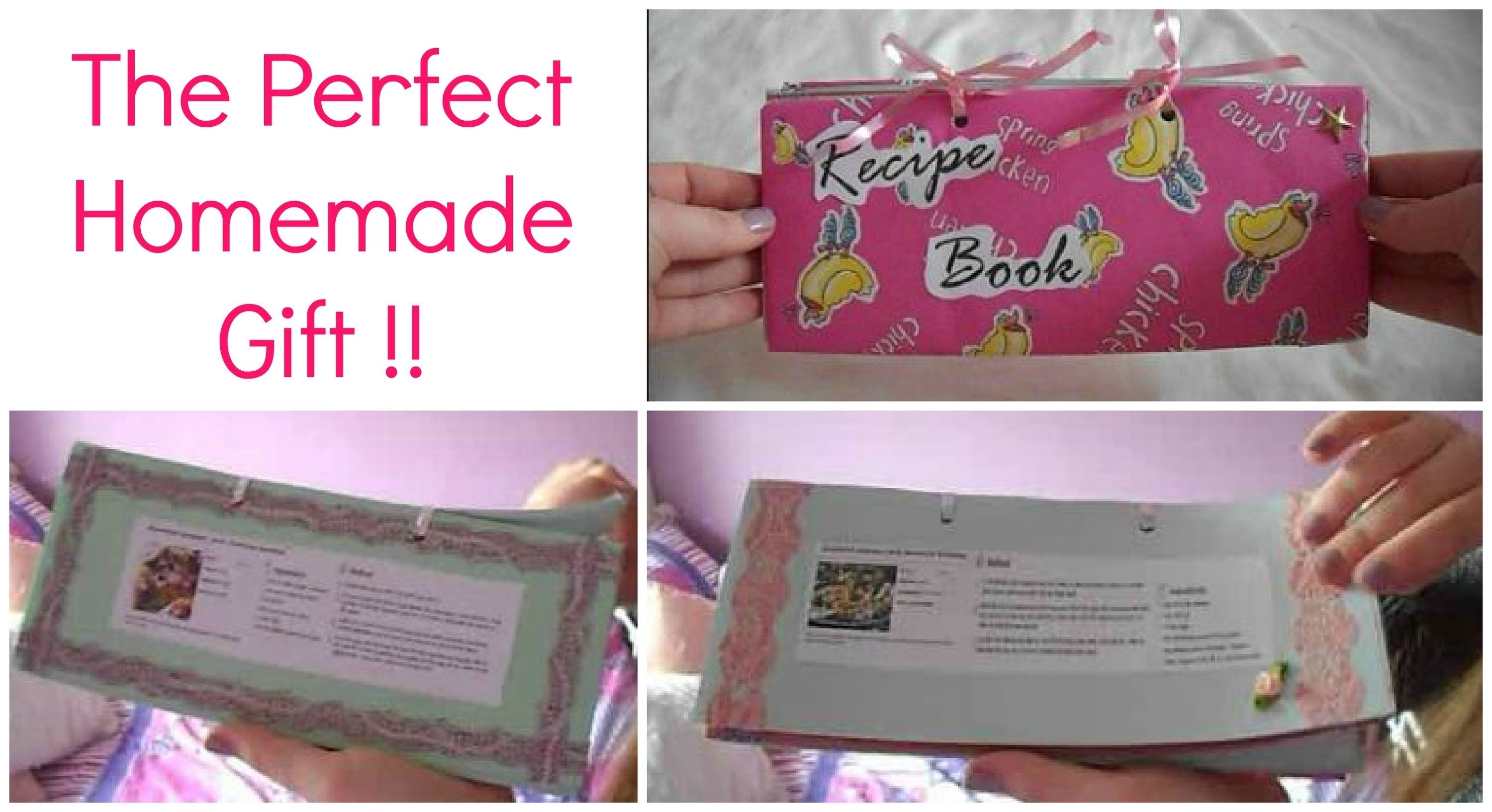 10 Awesome Homemade Birthday Gift Ideas For Mom Diy Last Minute Mothers Day Youtube 3