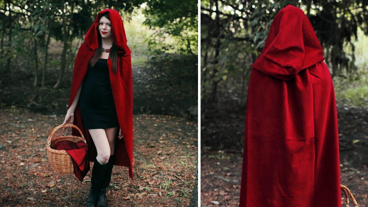 10 Trendy Red Riding Hood Costume Ideas diy little red riding hood costume costumes costplay pinterest 2020