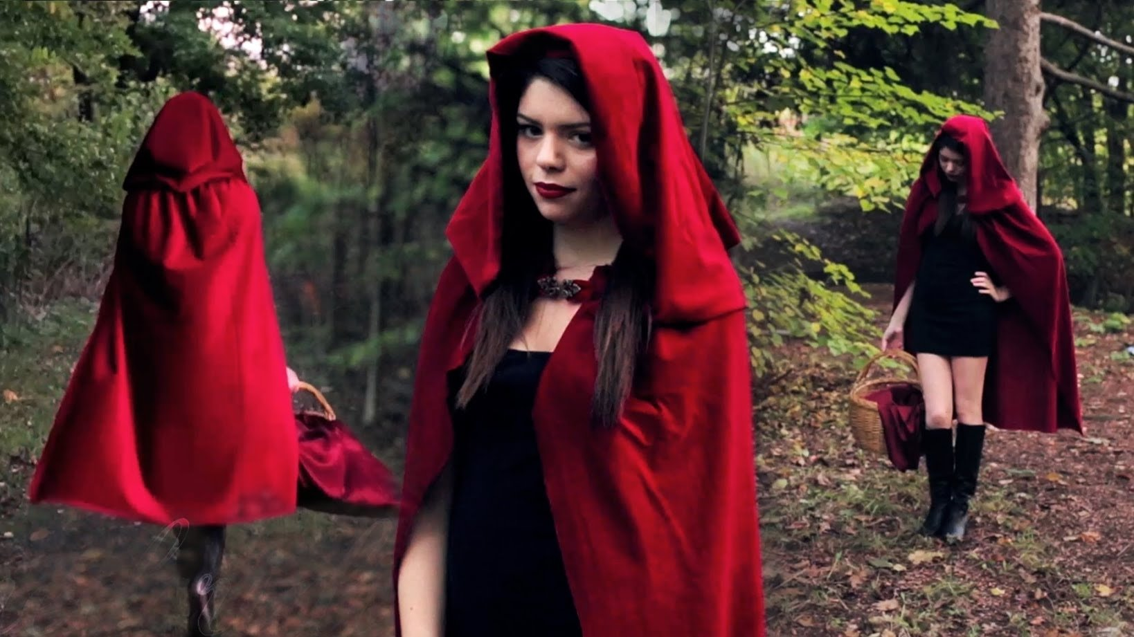 10 Pretty Little Red Riding Hood Costume Ideas diy little red riding hood costume youtube 1 2021