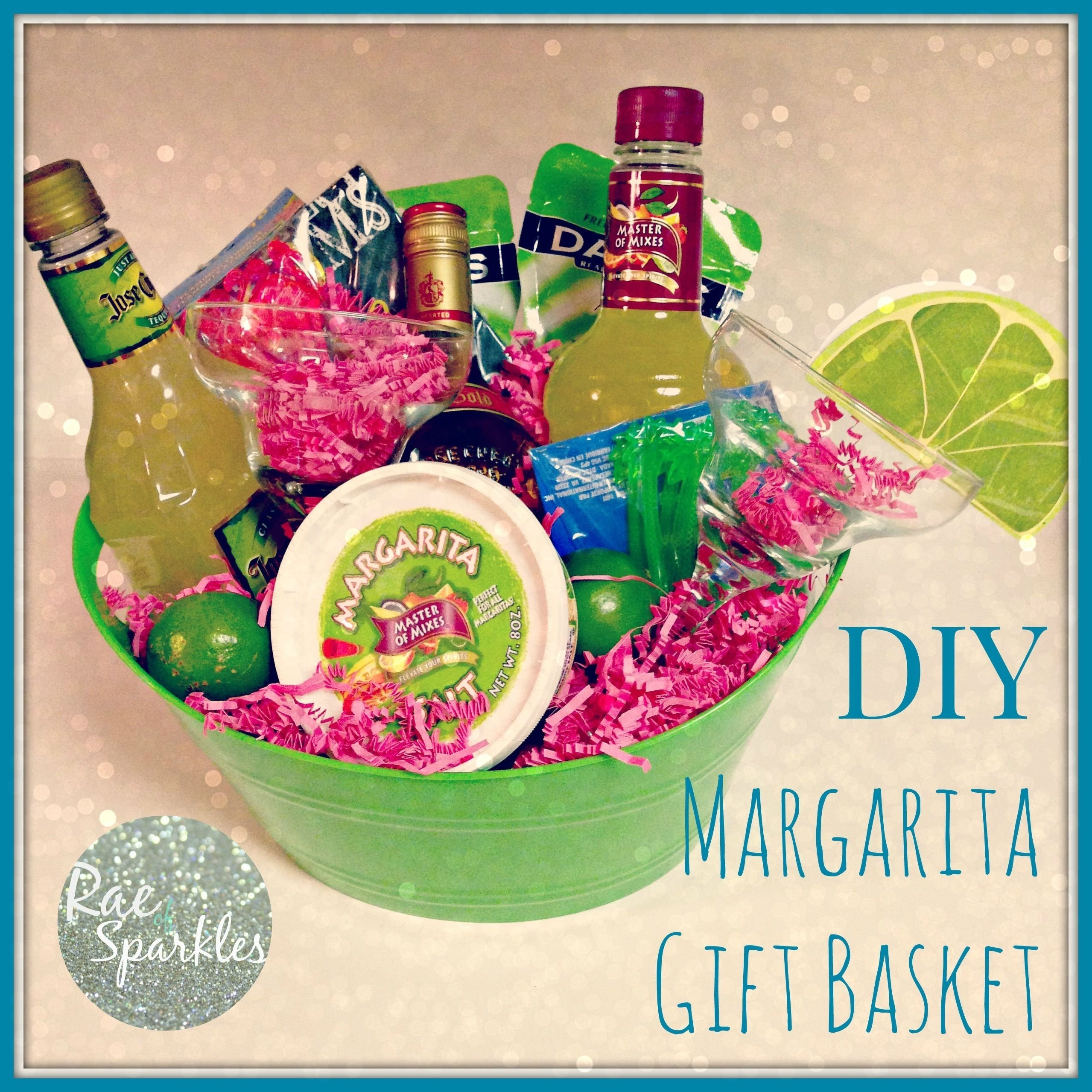 10 Attractive Cinco De Mayo Gift Ideas diy margarita gift basket perfect gift for a friend who has 2020