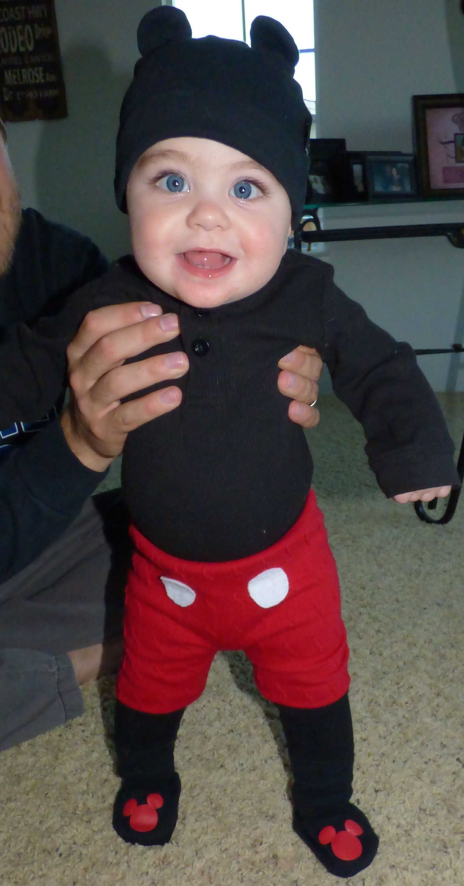 10 Attractive Baby Costume Ideas For Boys diy mickey mouse costume youtube 2020