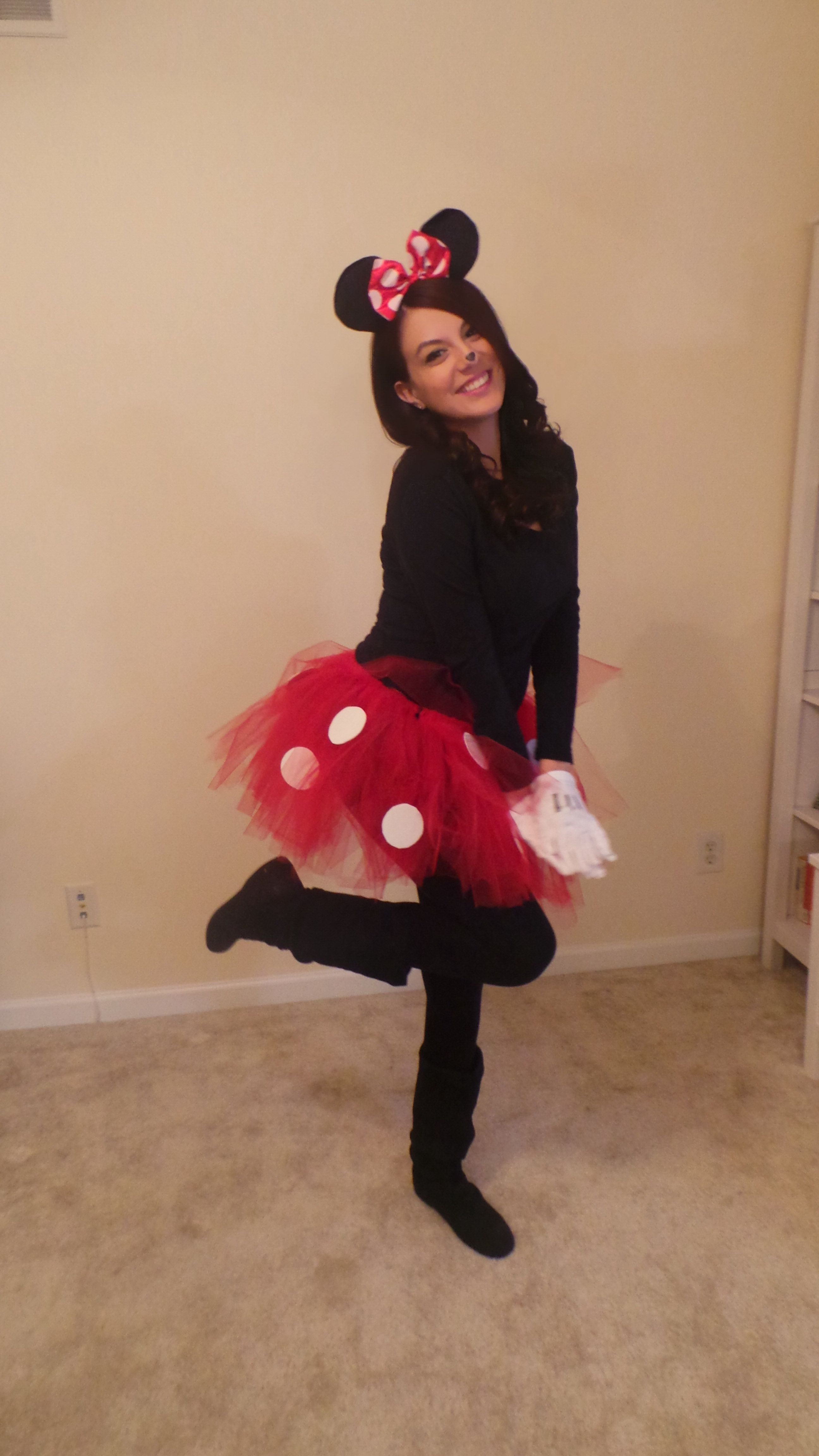 10 Great Minnie Mouse Costume Ideas For Women diy minnie mouse costume my style pinterest minnie mouse 2020