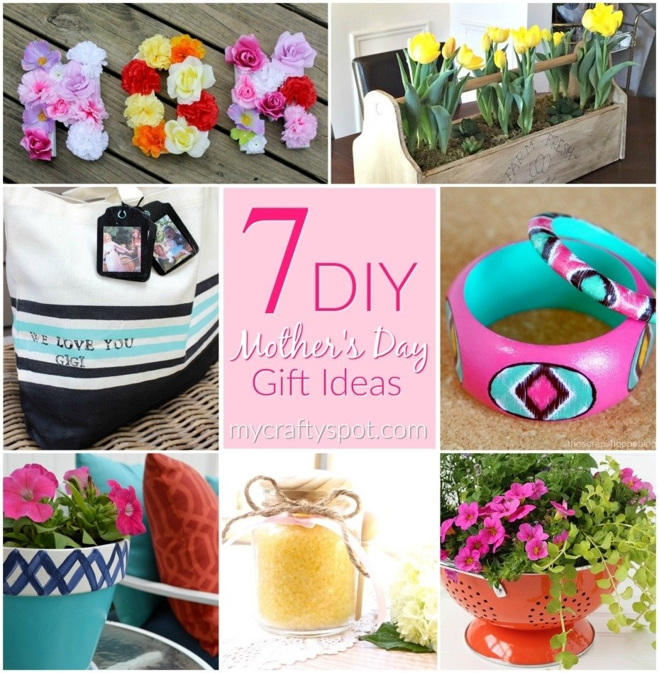 10 Trendy Creative Ideas For Mothers Day diy mothers day gift ideas 5 2020