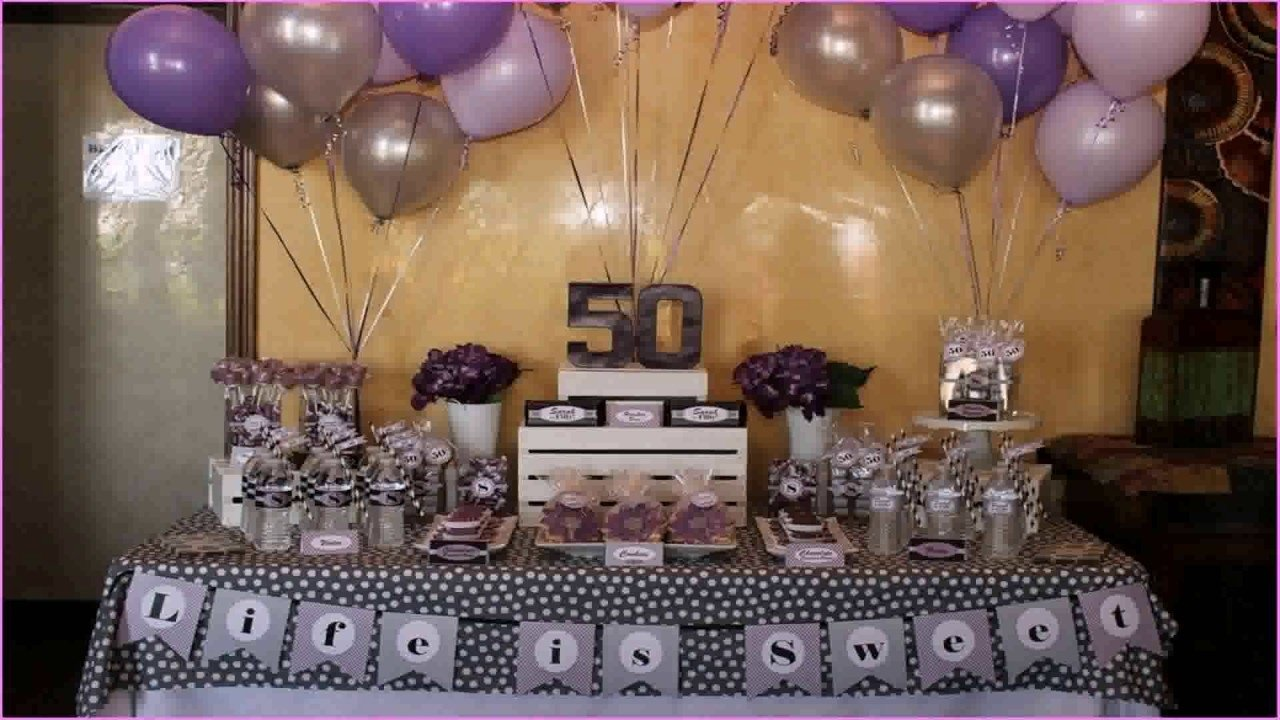 10 Stylish Ideas For 18Th Birthday Party diy party decorations for 18th birthday youtube 3 2020