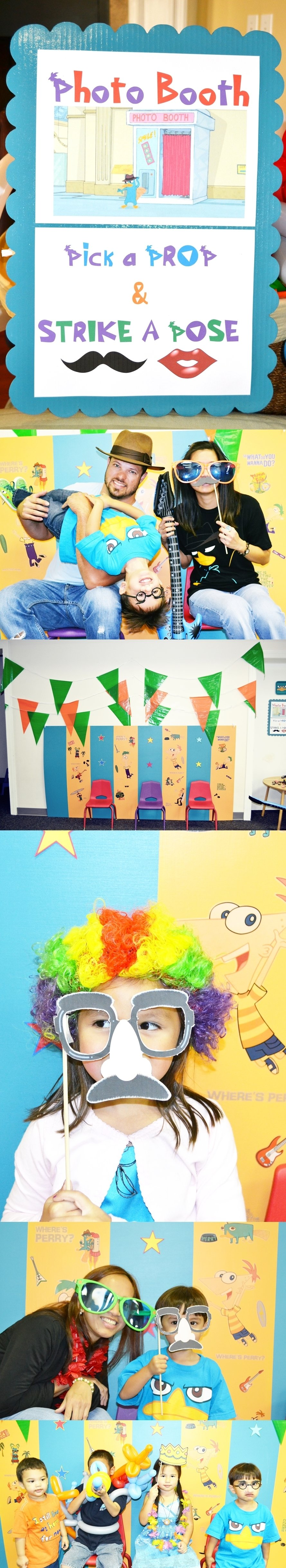 10 Most Popular Phineas And Ferb Party Ideas diy phineas and ferb photo booth lets party phineas and ferb 2020