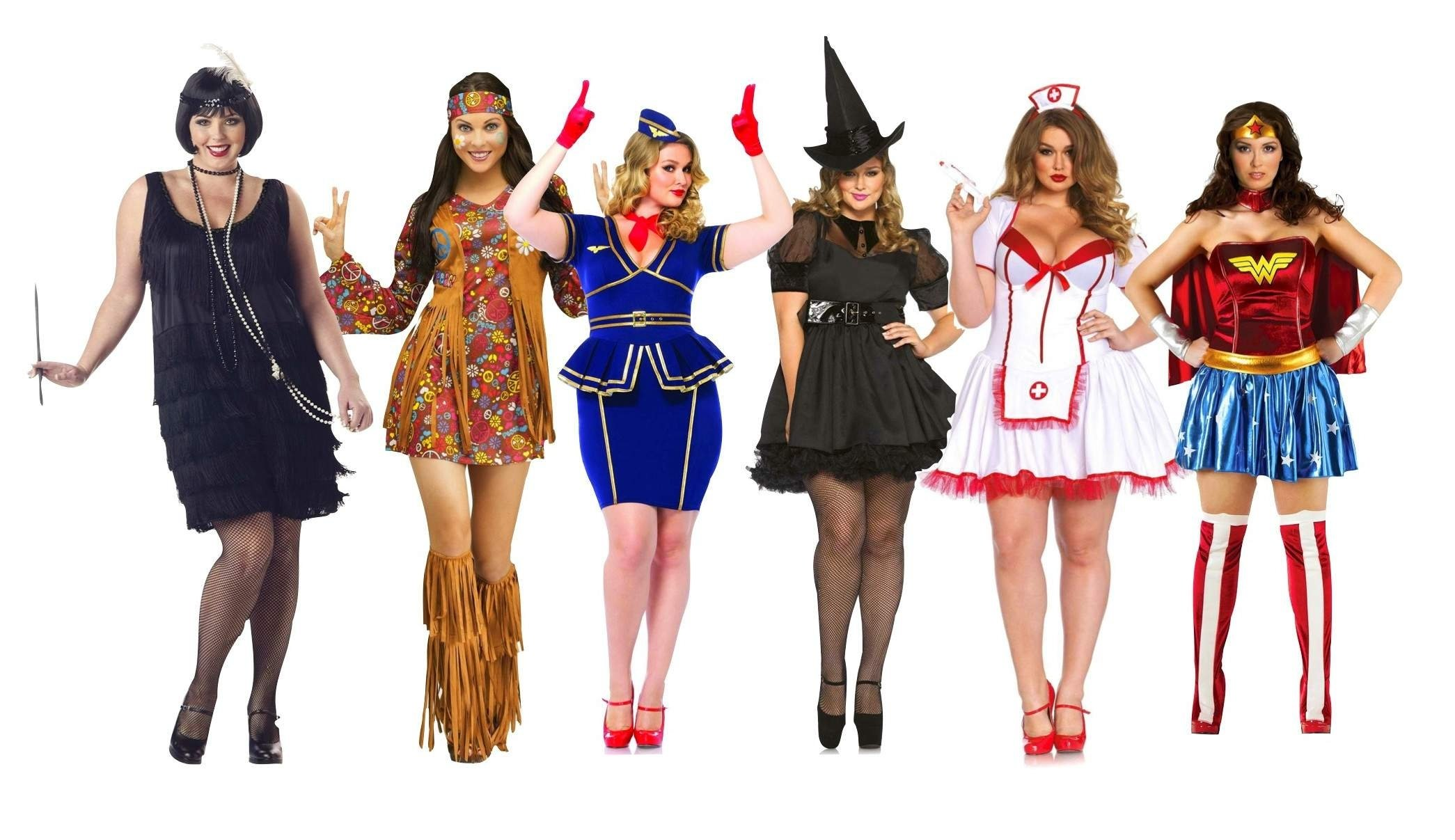 10 Cute Plus Size Halloween Costumes Ideas diy plus size costumes her campus 1 2020