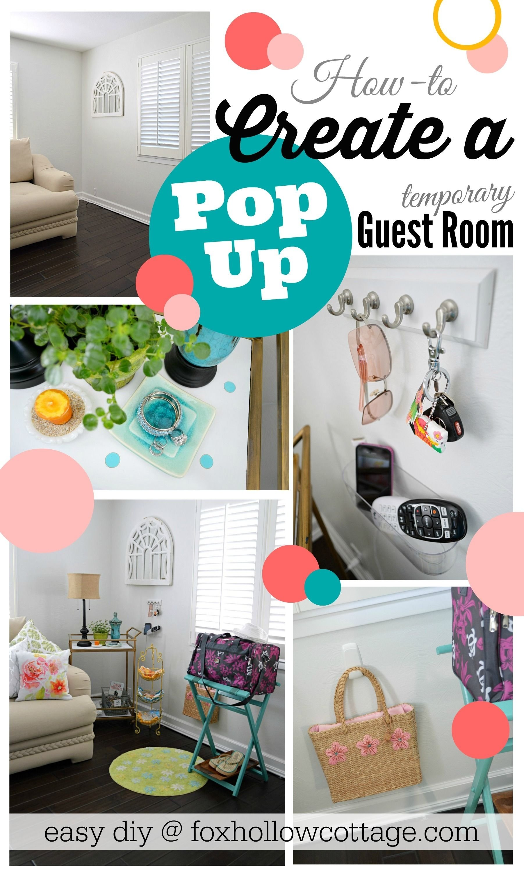 10 Best Hostess Gift Ideas For House Guests diy pop up guest room room and house 2021