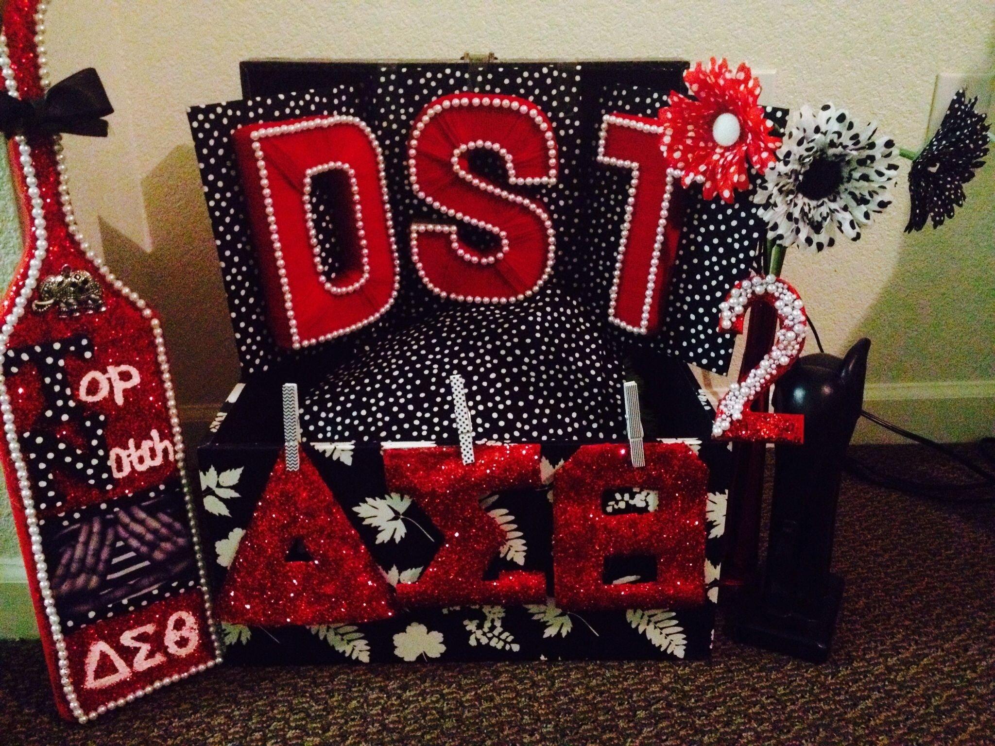 10 Best Delta Sigma Theta Gift Ideas diy probate gift dst probate crafts aoml dst pinterest 2020