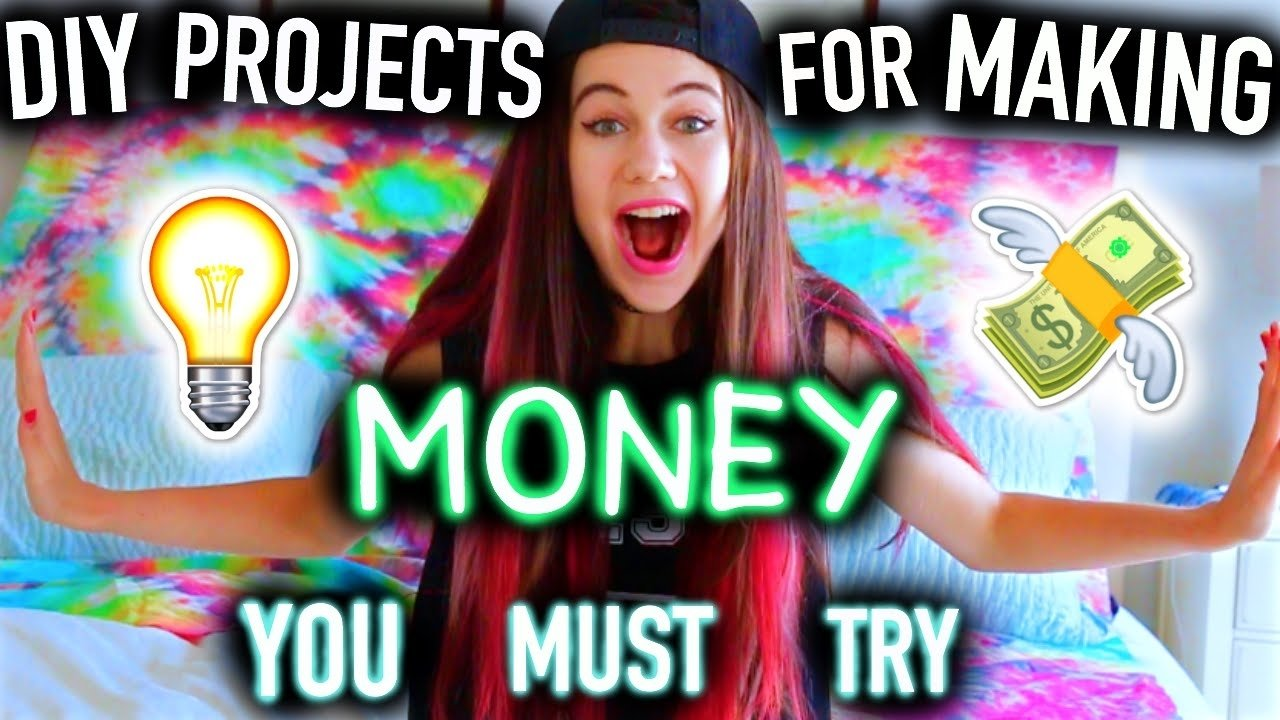 10 Attractive Ideas For Kids To Make Money diy project ideas for making money you must try easy for 1 2020