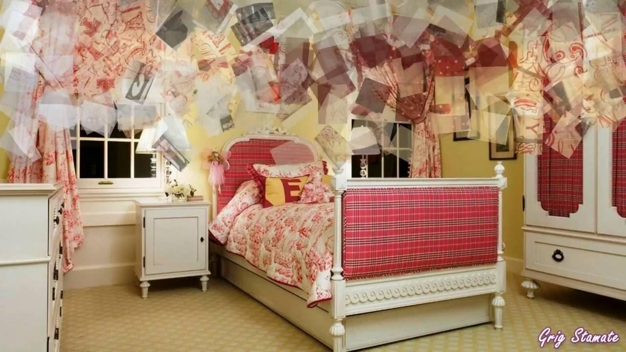 10 Stylish Teenage Girl Room Decorating Ideas diy room decorating ideas for teenage girls youtube 1 2020