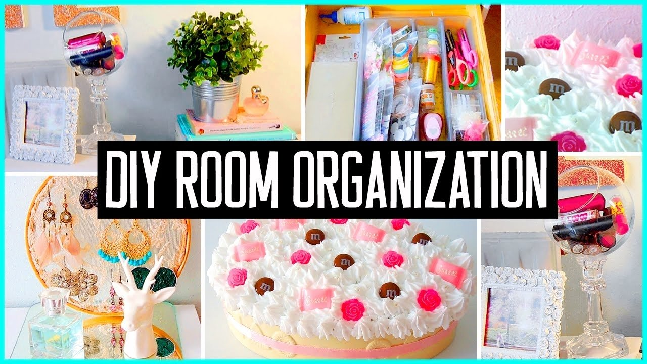 10 Ideal Cool Craft Ideas For Your Room diy room organization storage ideas room decor clean your room