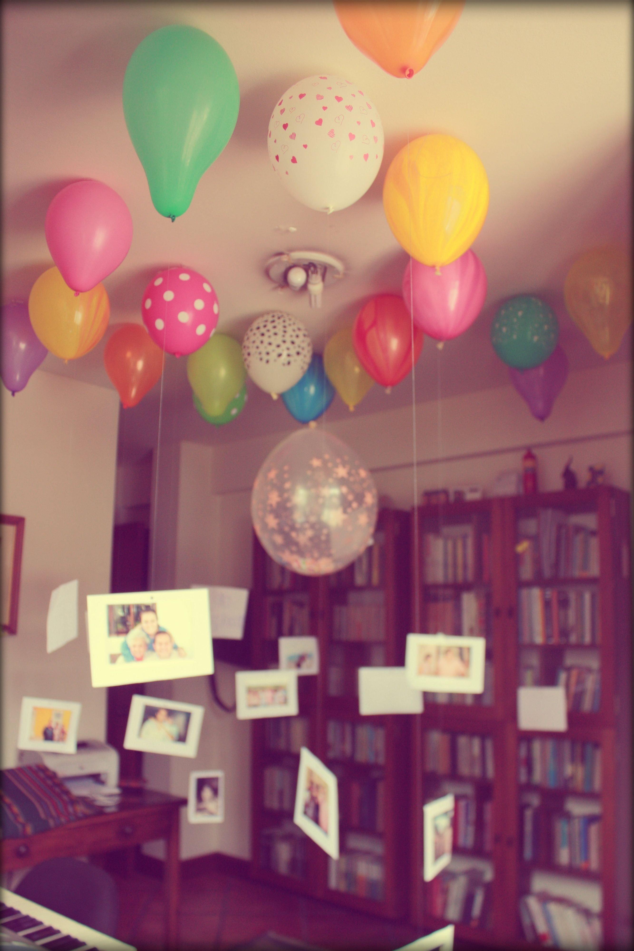 10 Attractive Surprise Birthday Party Ideas For Adults diy sorpresa sorpresa anniversary surprise diy birthday and 1