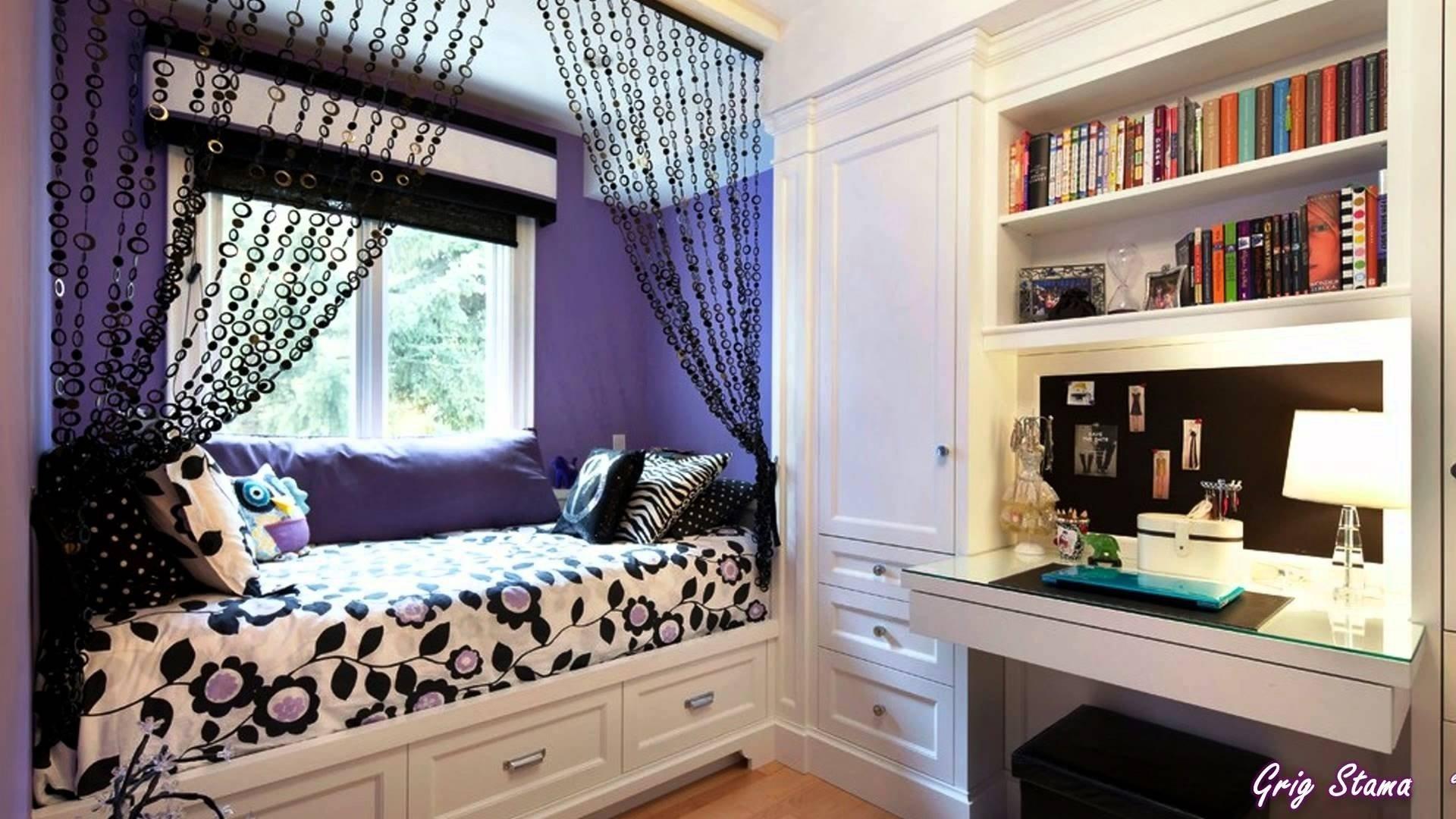 10 Stylish Teenage Girl Bedroom Decorating Ideas diy teenage bedroom decorating ideas beautiful frantic kids room 1 2020