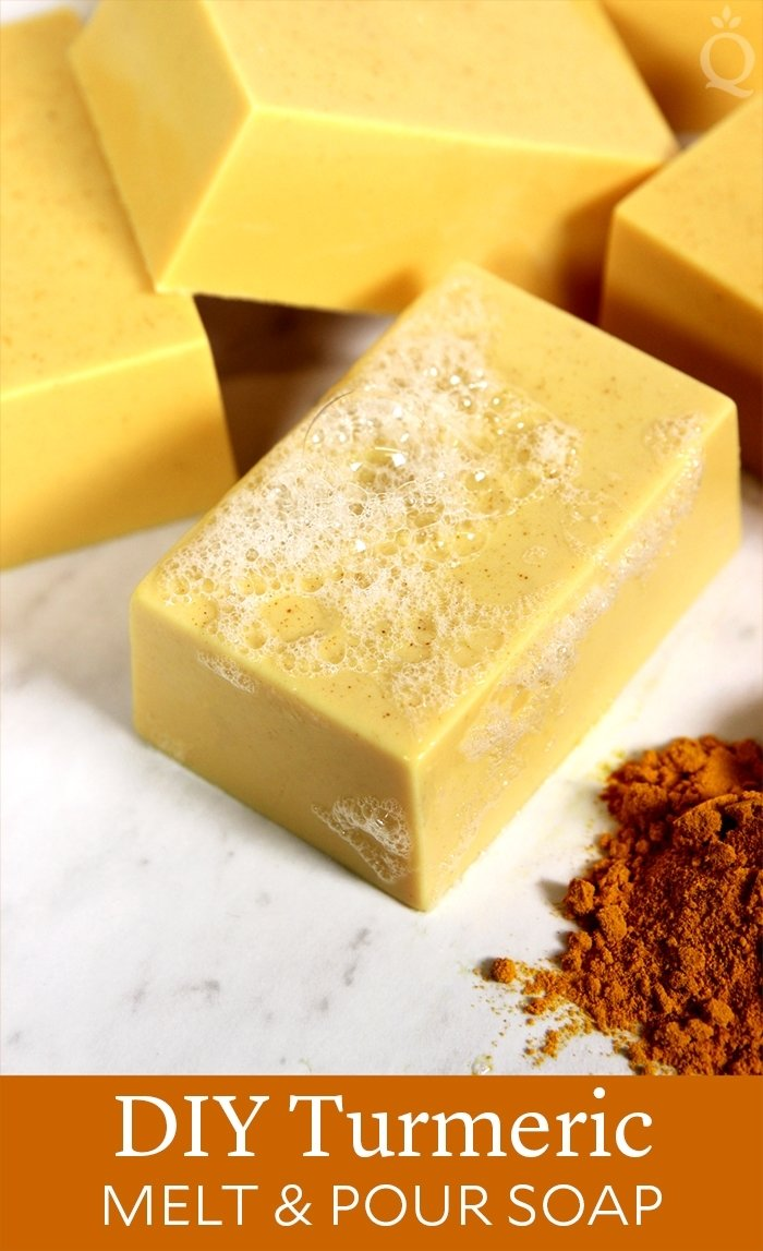 10 Nice Melt And Pour Soap Ideas diy turmeric melt pour soap soap queen 2021