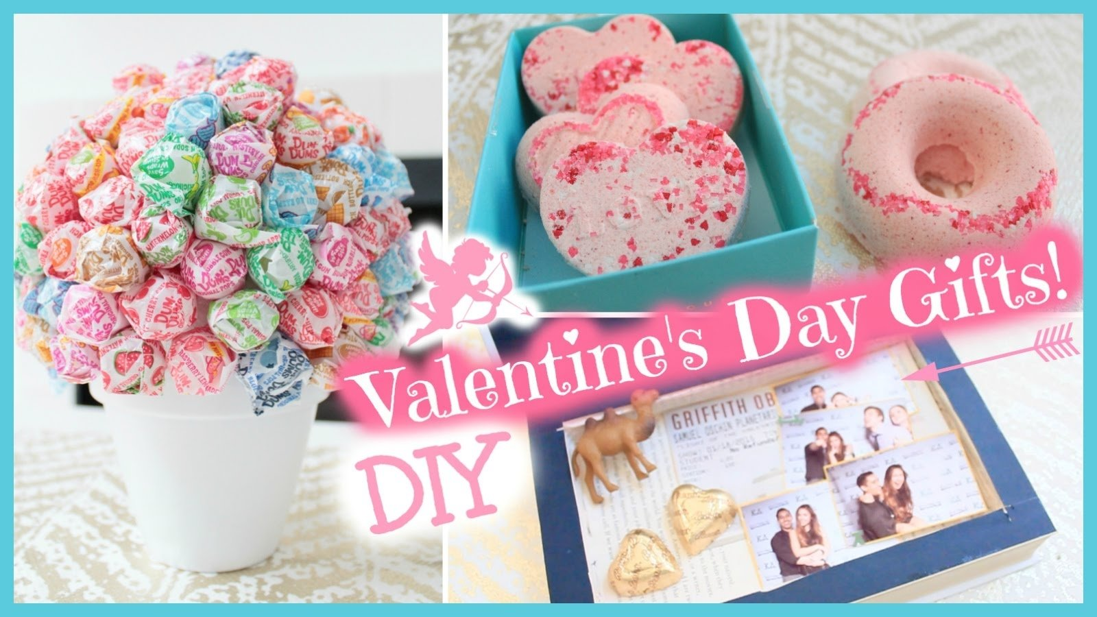 diy valentine's day gift ideas! 2015 - youtube