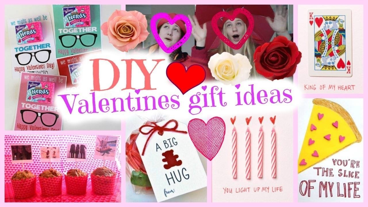 10 Lovable Valentine Gift Ideas For Friends diy valentines day gift ideas for friends boy girlfriends last 1 2020