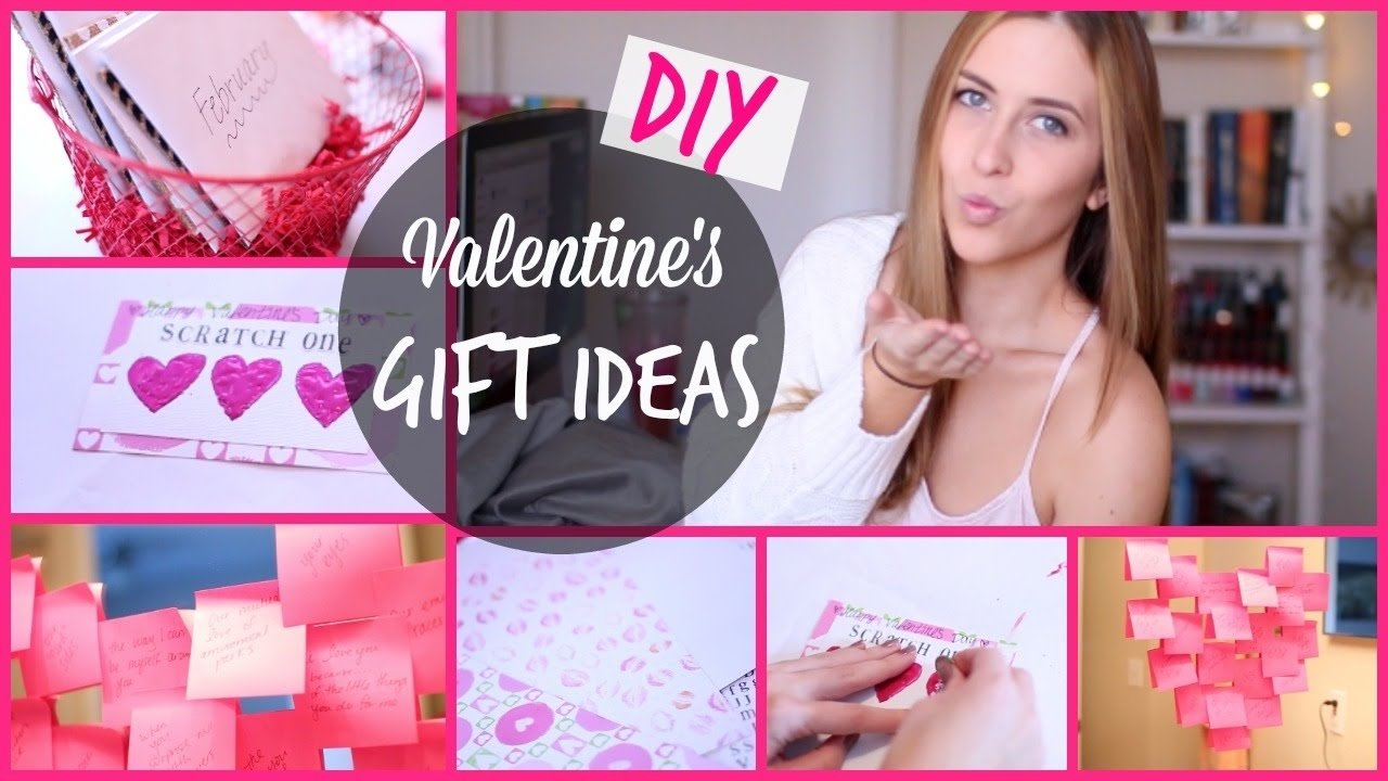 10 Famous Valentines Gifts Ideas For Her diy valentines day gift ideas for him her courtney lundquist