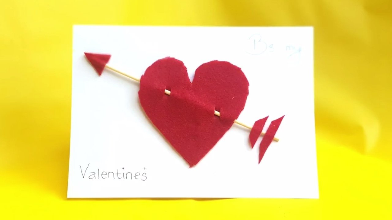 10 Best Homemade Valentines Day Card Ideas diy valentines day pop up card diy anniversary cards gift idea 2020