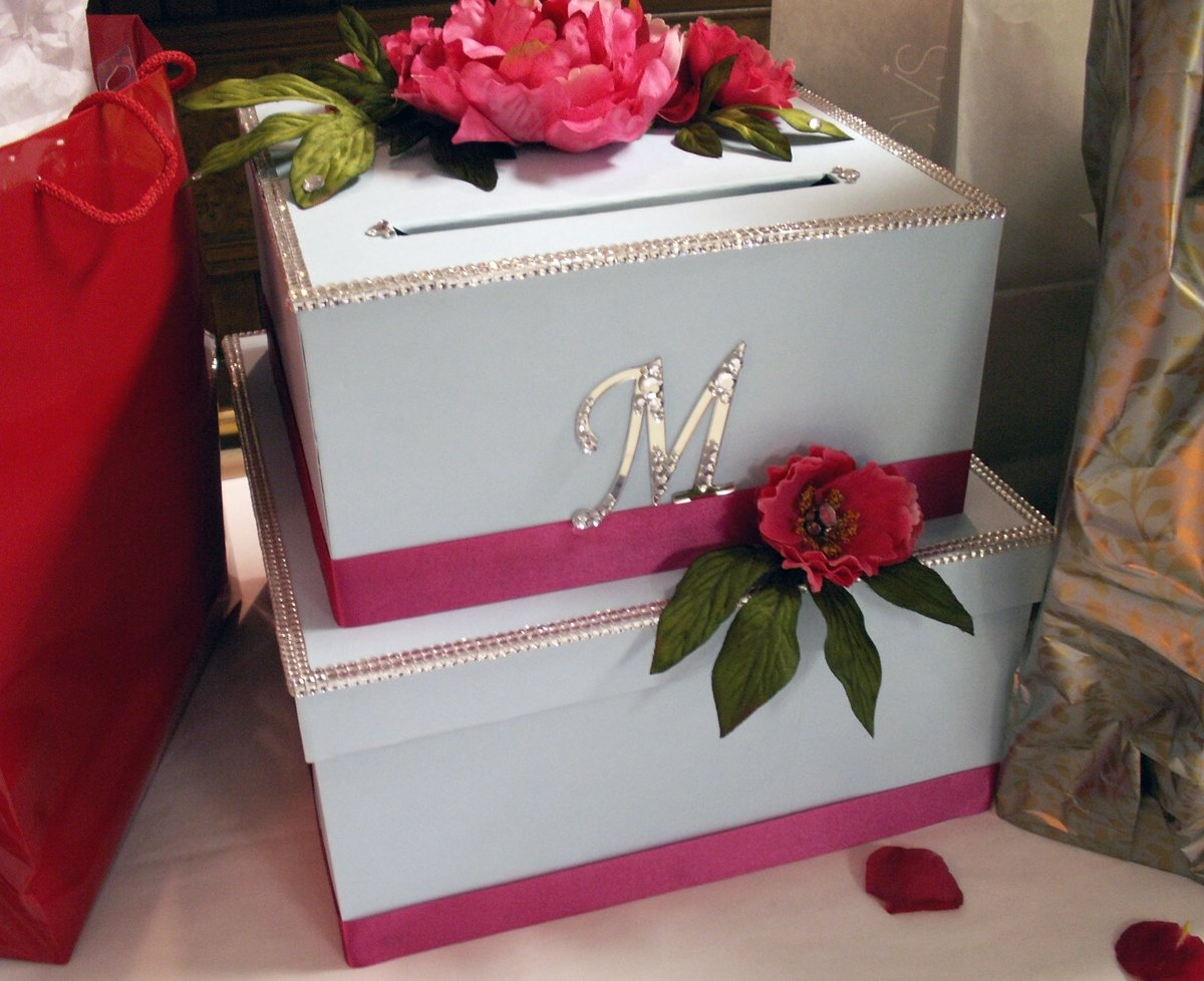 10 Most Popular Card Box Ideas For Wedding diy wedding card box project 2020