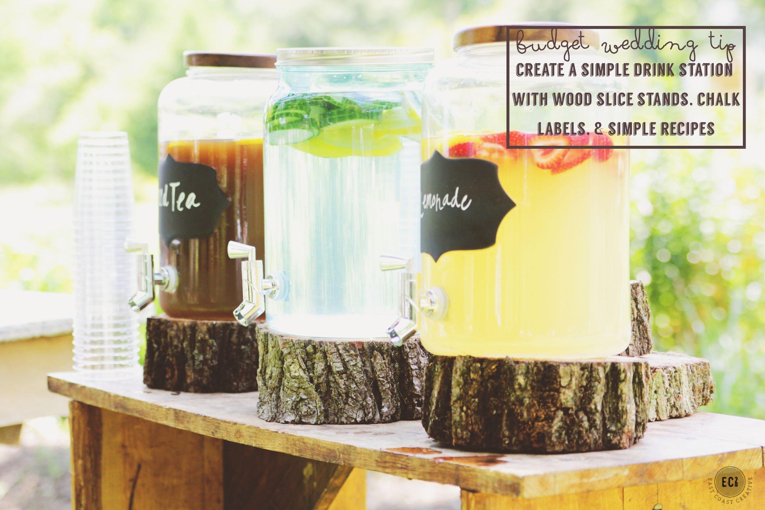 10 Pretty Creative Wedding Ideas On A Budget diy wedding tips on a budget vintage inspired backyard wedding 2020