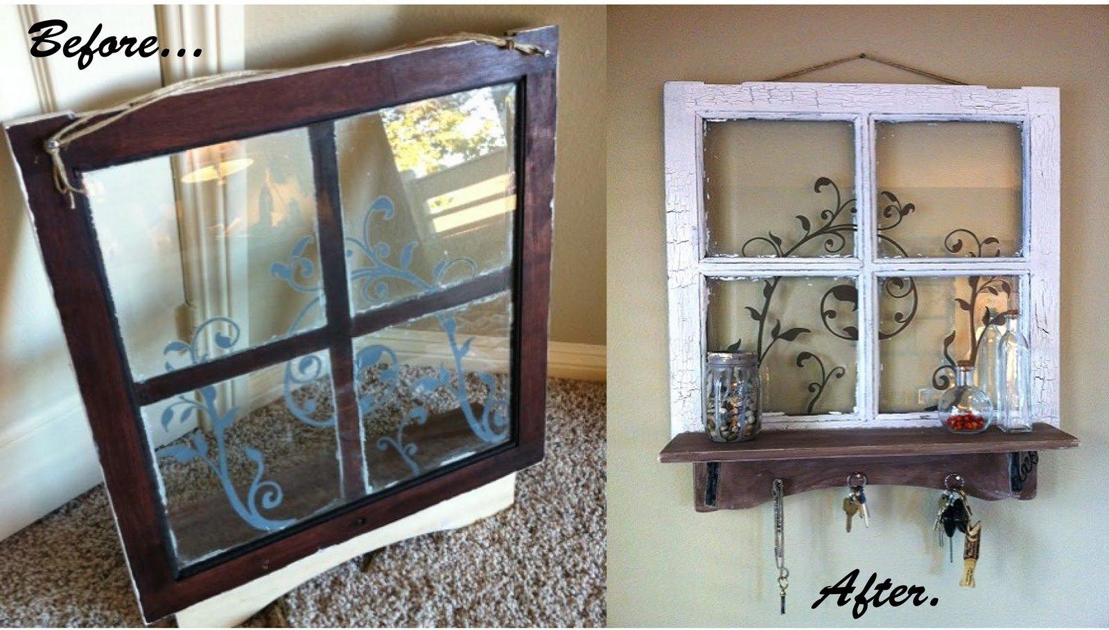 Diy Window Frame Crafts   Allframes5.org