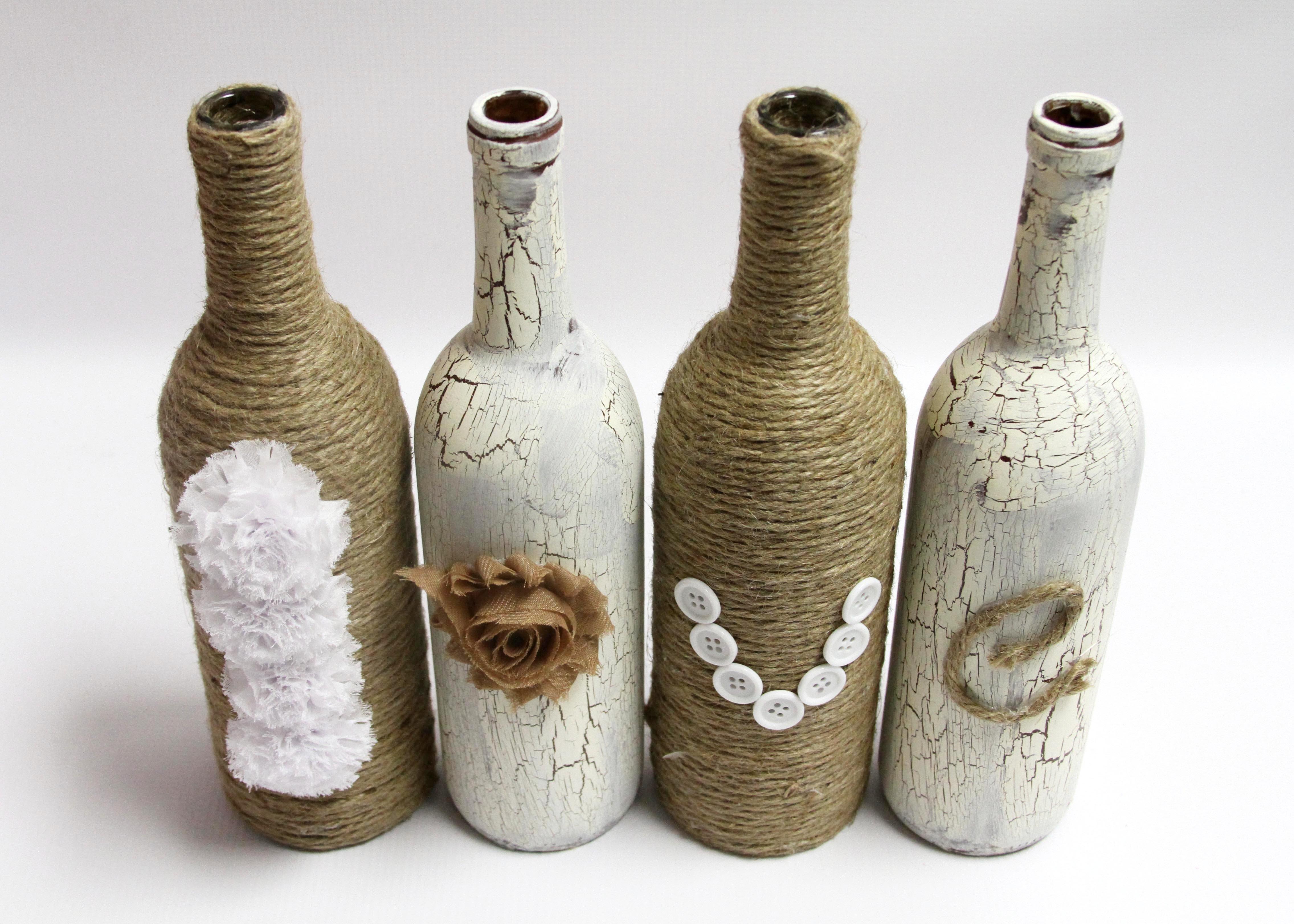10 Most Popular Craft Ideas For Wine Bottles diy wine bottle love craft 2020