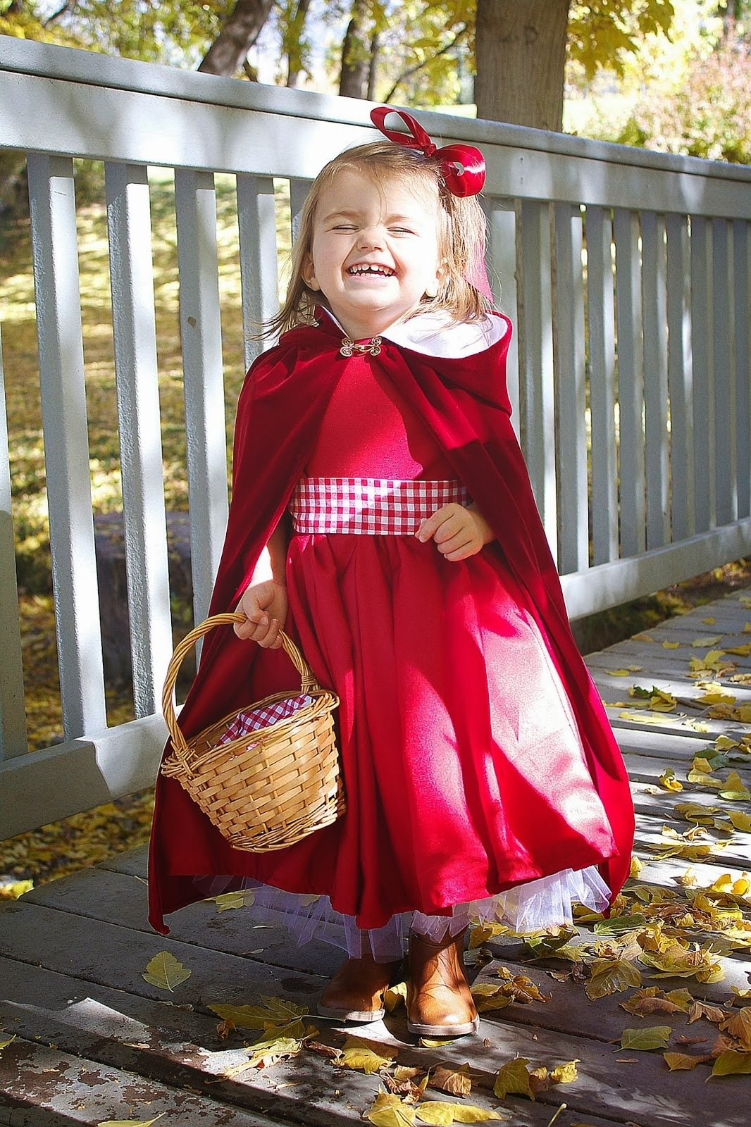 10 Pretty Little Red Riding Hood Costume Ideas do it yourself divas diy little red riding hood costume cloak 2t 4t 1 2021