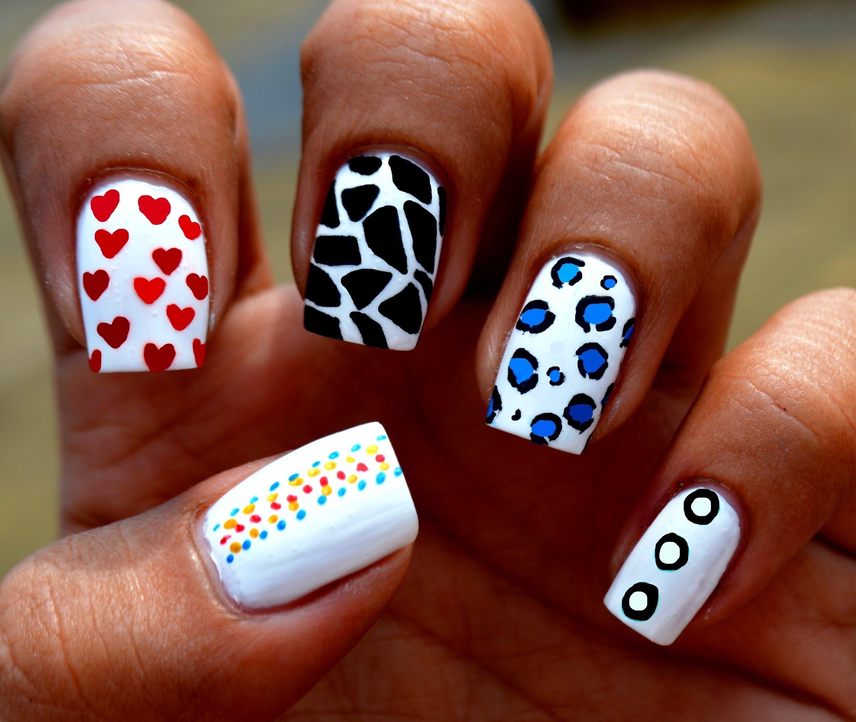 10 gorgeous nail design ideas do it yourself 10 gorgeous nail design ideas do it yourself do it yourself nail art flowers best nail solutioingenieria Gallery