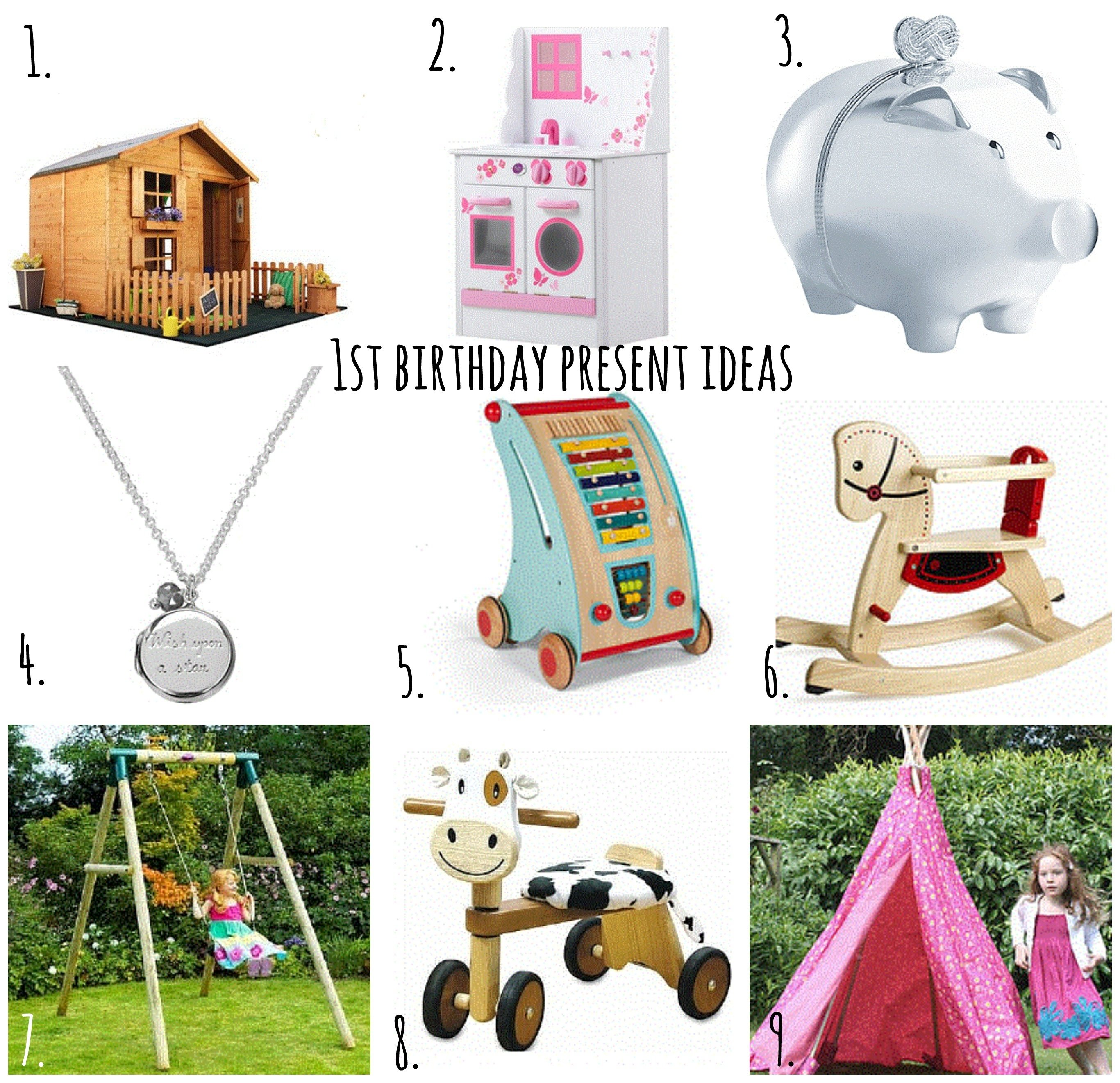 10 Awesome Baby Girl 1St Birthday Gift Ideas do you need 1st birthday present ideas 2