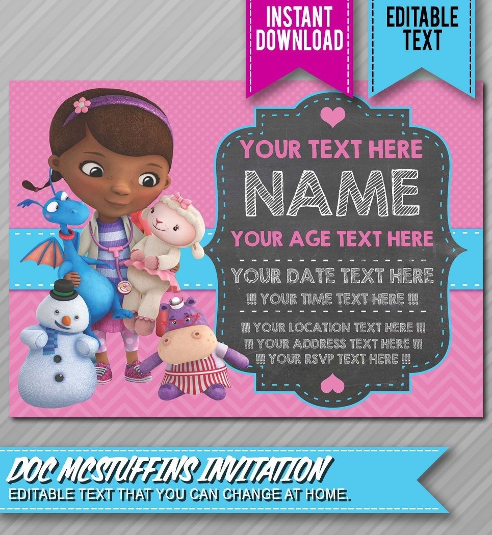10 Lovely Doc Mcstuffins Birthday Party Ideas doc mcstuffins birthday party planning ideas supplies doc 1 2020