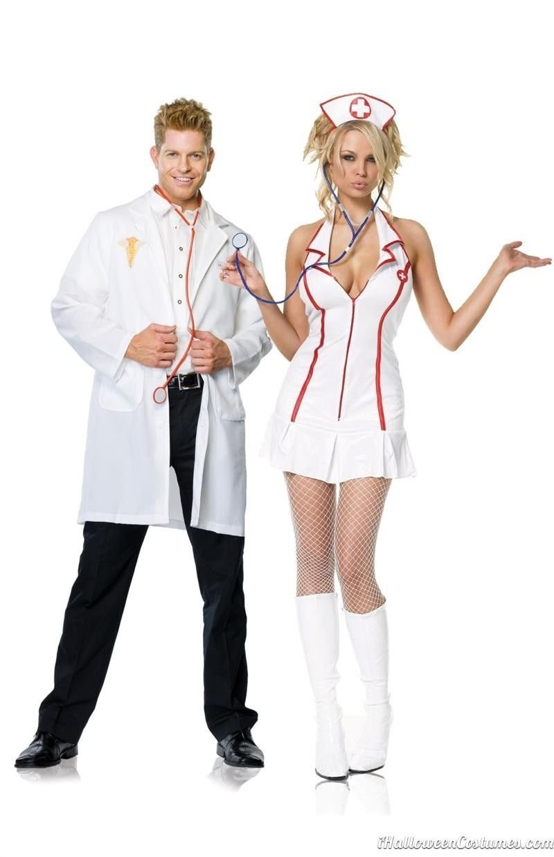 10 Ideal Couples Halloween Costume Ideas 2013 doctor and nurse couples halloween costume halloween costumes 2013 2021