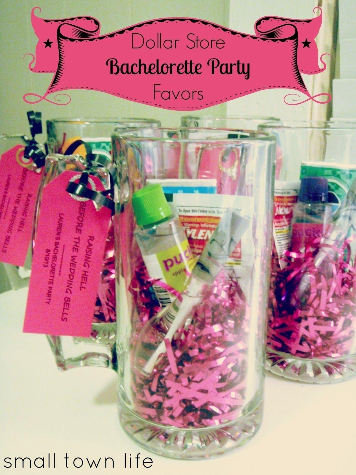 10 Unique Bachelorette Party Gift Ideas For Guests