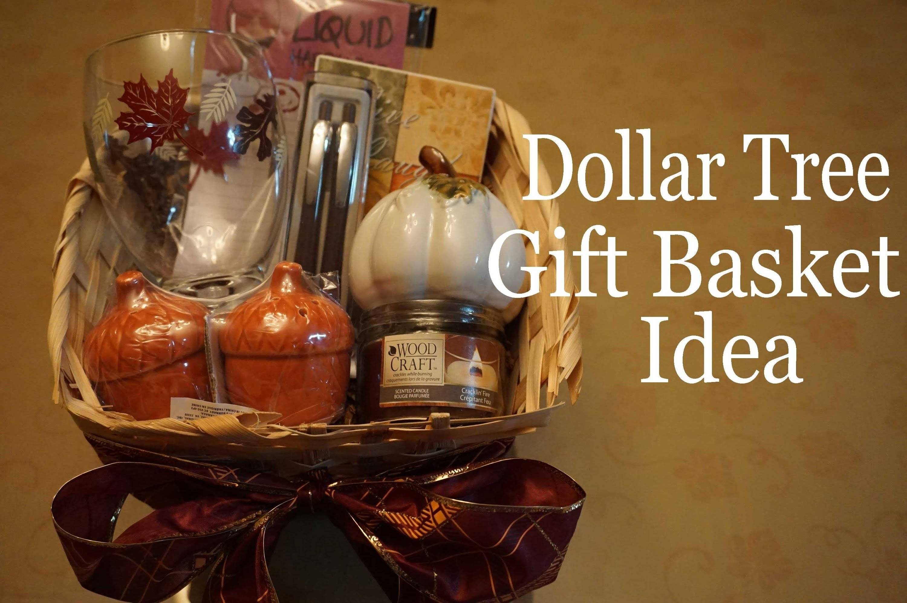 10 Fashionable Ideas For A Gift Basket dollartree gift basket idea f09f8d82fall autumn 2015 divadollflawless 2020