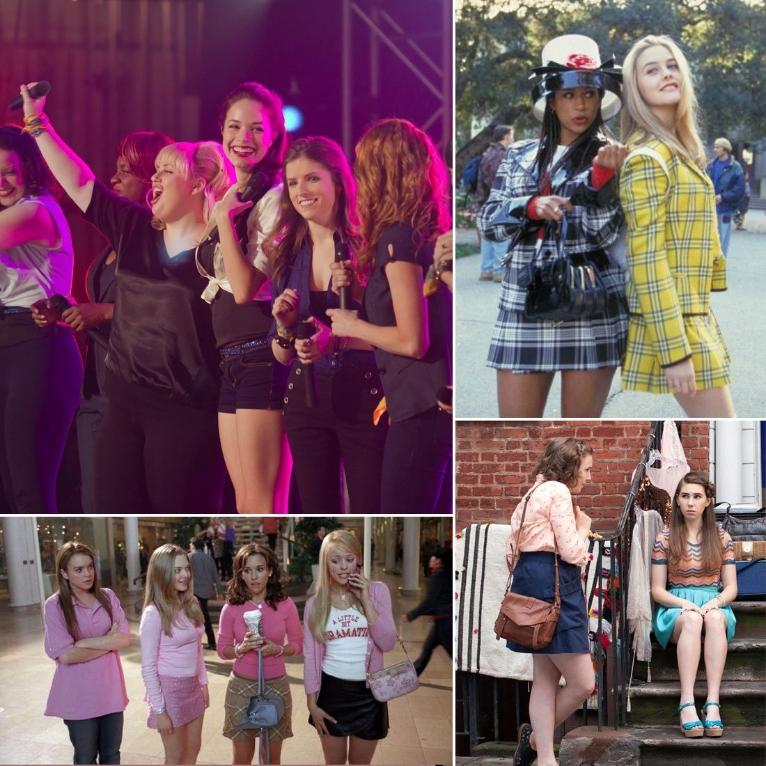 10 Elegant Costume Ideas For Groups Of 4 dont be clueless 6 group costume ideas that are pitch perfect for 1 2020
