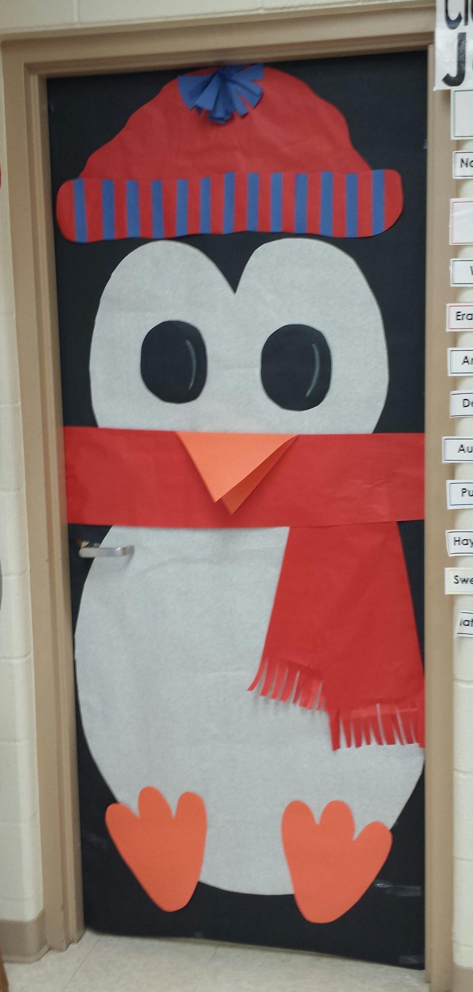 10 Wonderful Christmas Door Ideas For School door decorations new adventures pinterest doors decoration 2020