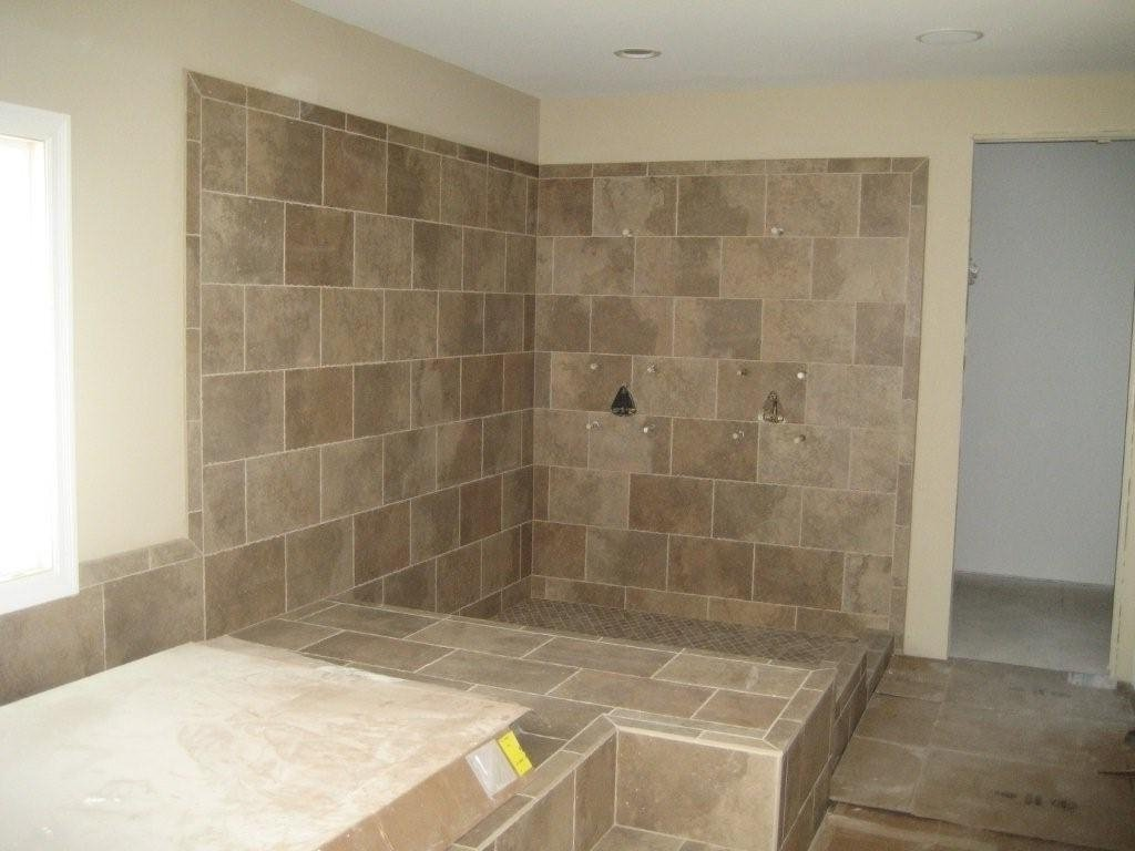 10 Spectacular Doorless Walk In Shower Ideas doorless shower designs ideas cool interior exterior homes