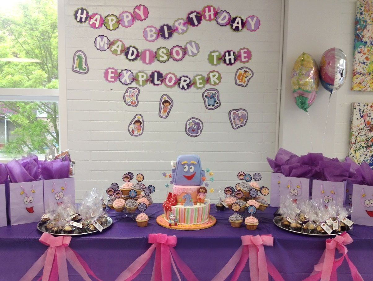10 Lovable Dora The Explorer Party Ideas dora the explorer birthday party ideas pin dora the explorer 1