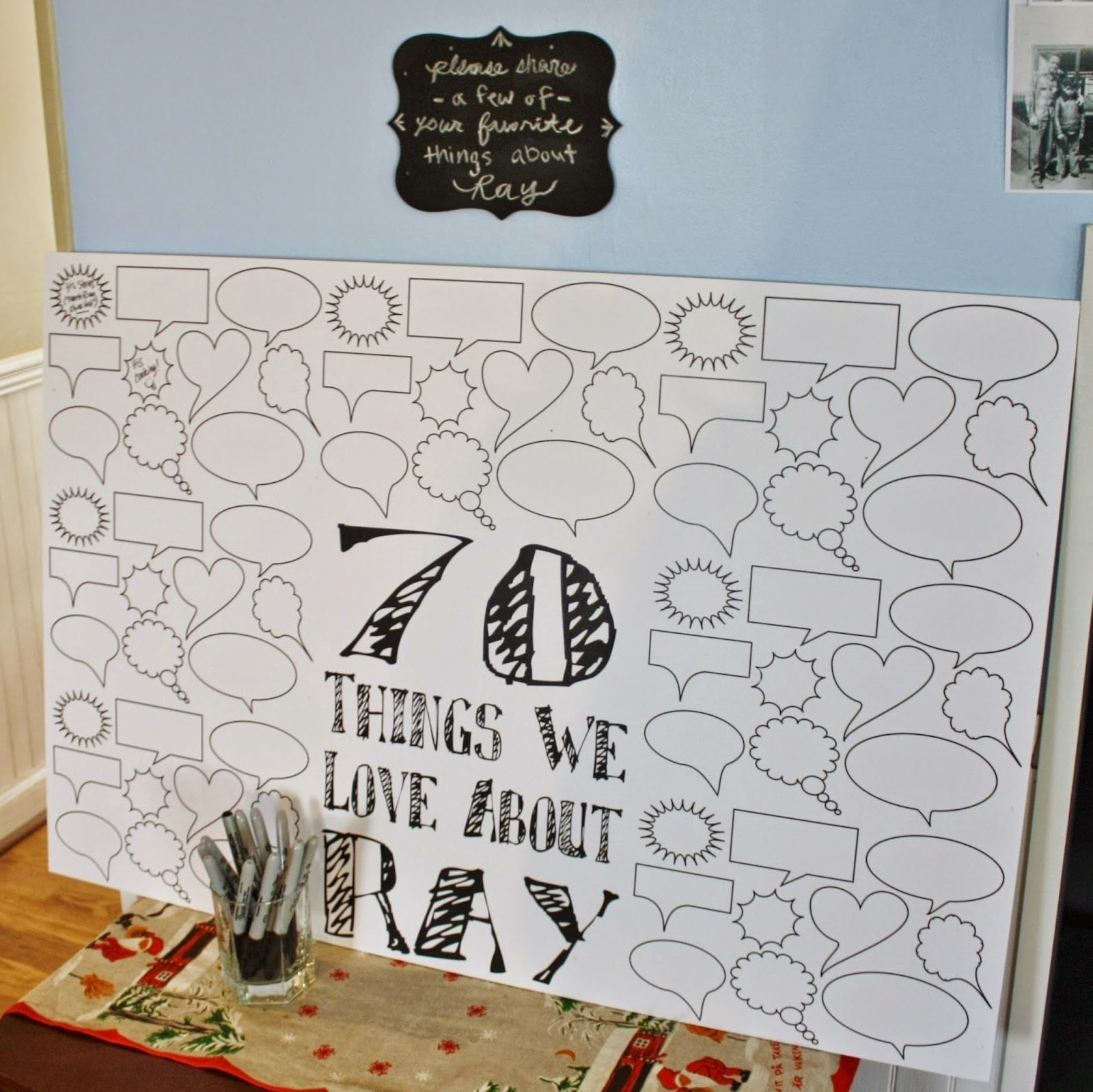 10 Stylish 70Th Birthday Ideas For Dad double trouble happy 70th to my dad of 70 birthday decoration ideas 2020