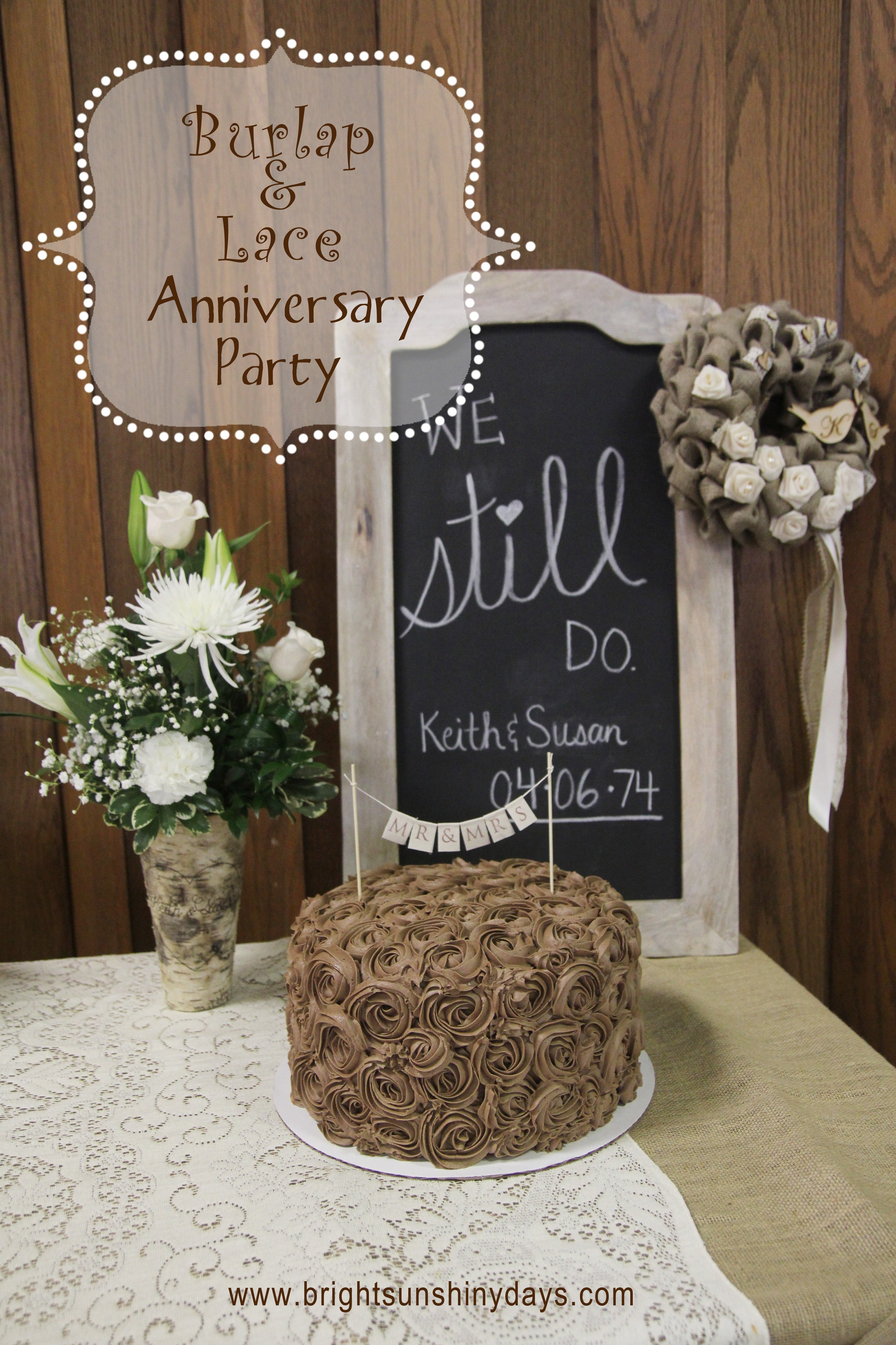 10 Cute 40Th Wedding Anniversary Party Ideas download 40th wedding anniversary party decorations wedding corners 2020