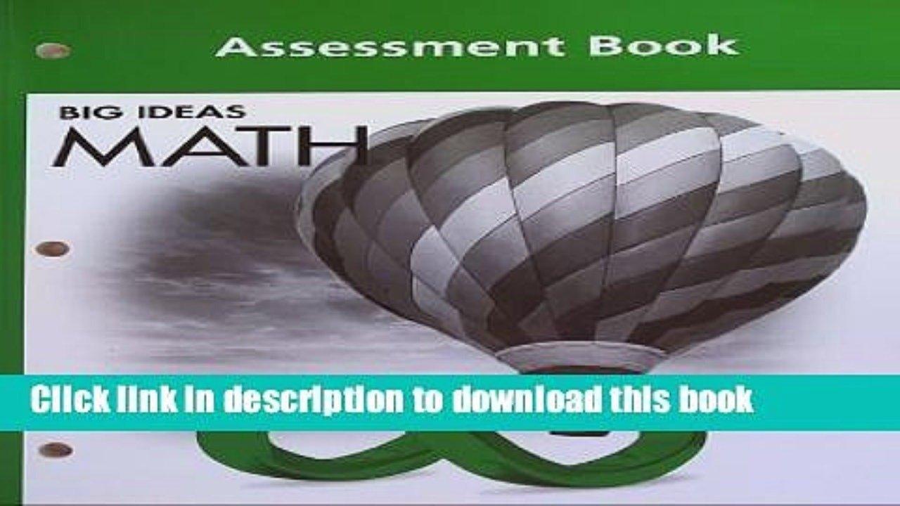10 Perfect Big Ideas Math Common Core download big ideas math common core assessment book green kindle 2020